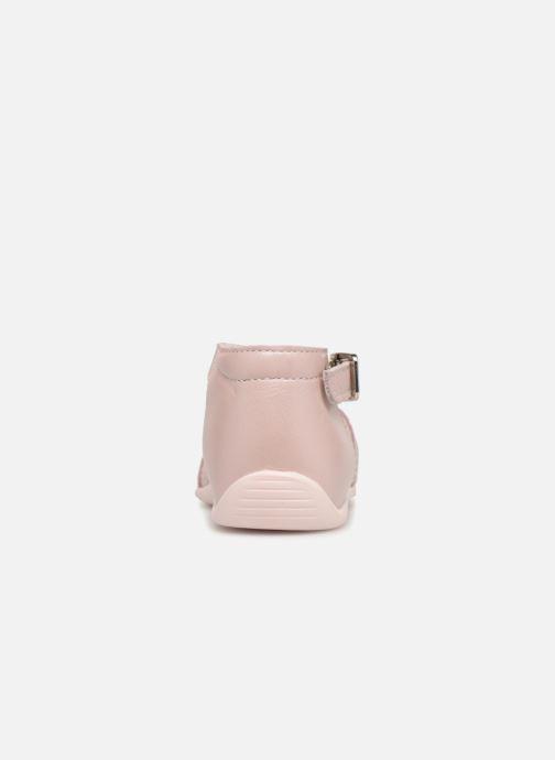 Sandalen Bopy Panama Roze rechts