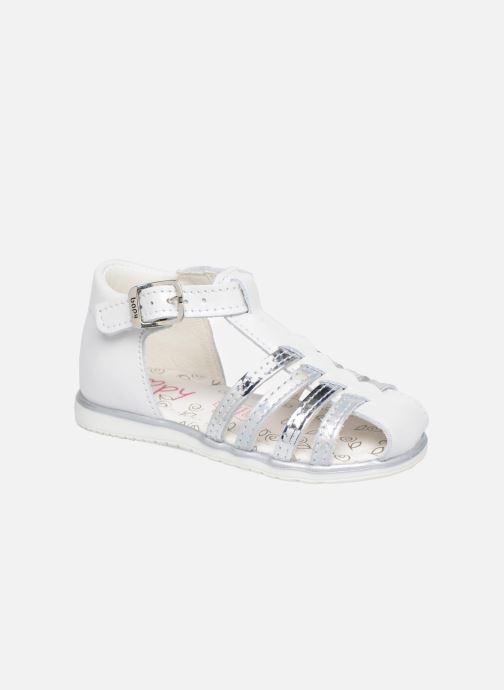 c62716ec7572a Bopy Reinette (Blanc) - Sandales et nu-pieds chez Sarenza (315211)