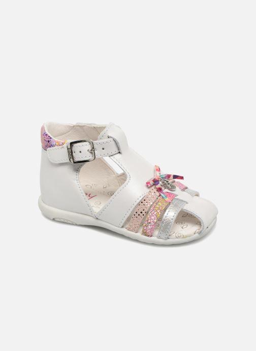 f897de75364f7 Bopy Zahida (Blanc) - Sandales et nu-pieds chez Sarenza (315212)