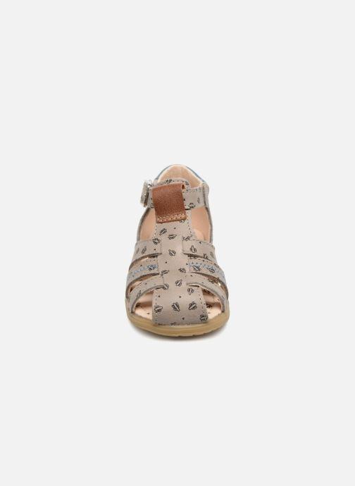 Sandals Bopy Ryan Beige model view