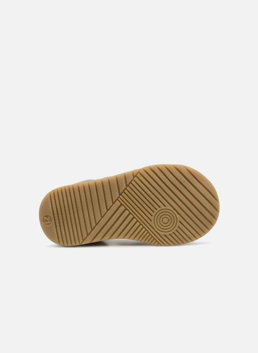 Sandals Bopy Ryan Beige view from above
