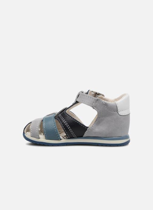 Sandali e scarpe aperte Bopy Zarsene Grigio immagine frontale