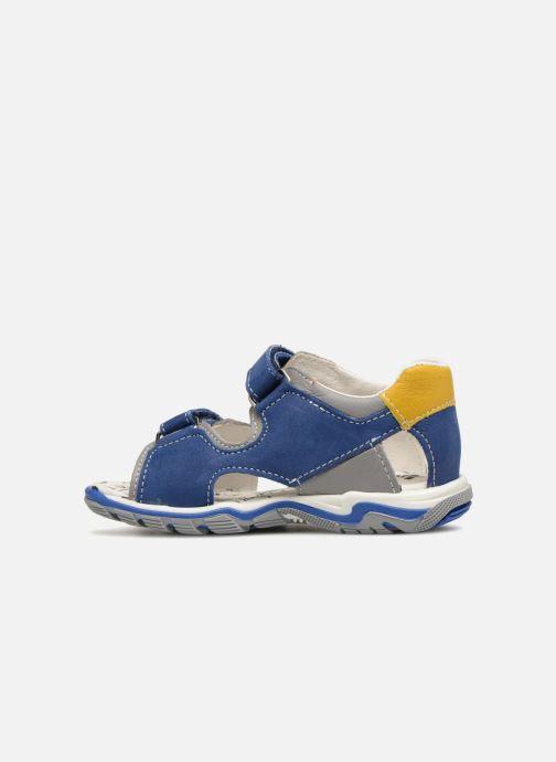 Sandals Bopy Bedmo Blue front view