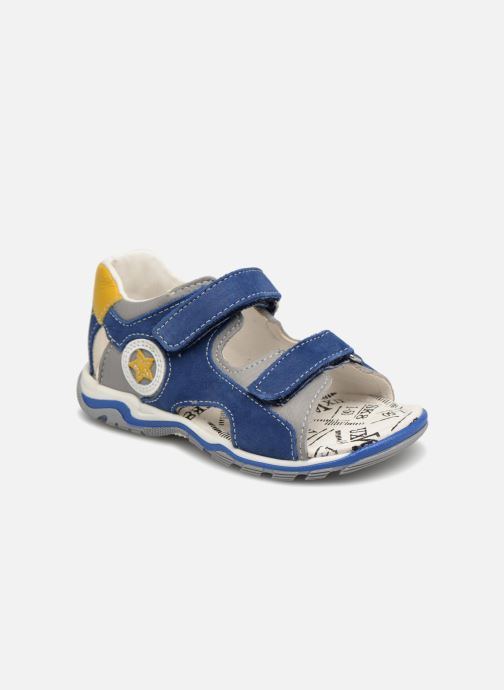 Sandals Bopy Bedmo Blue detailed view/ Pair view