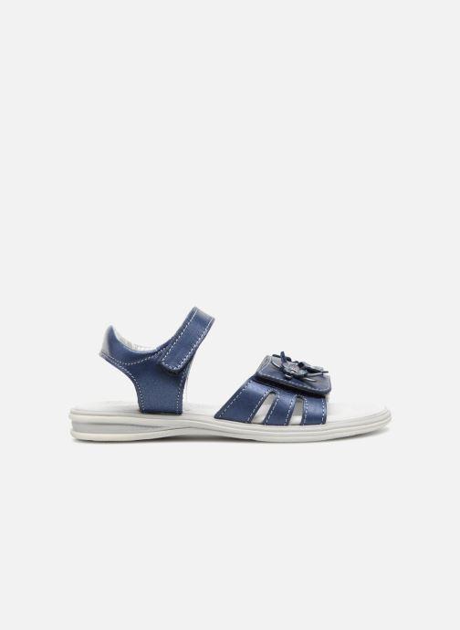 Sandalen Bopy Esong Blauw achterkant