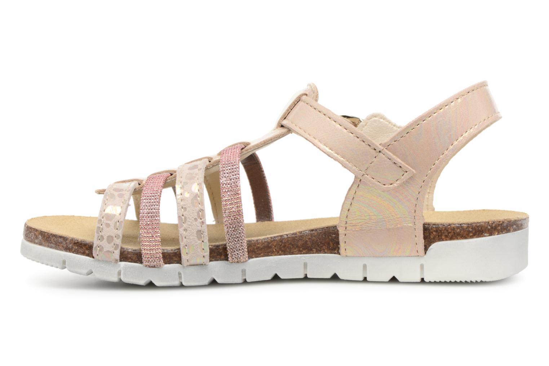 Sandaler Bopy Egeria Beige bild från framsidan