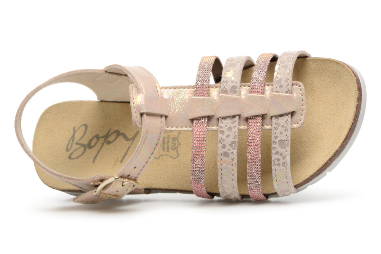 Sandaler Bopy Egeria Beige bild från vänster sidan