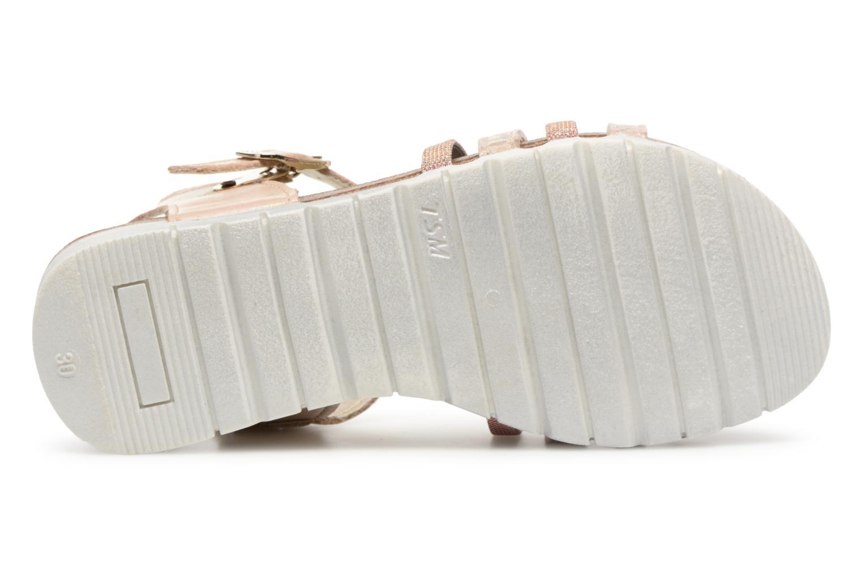 Sandaler Bopy Egeria Beige bild från ovan