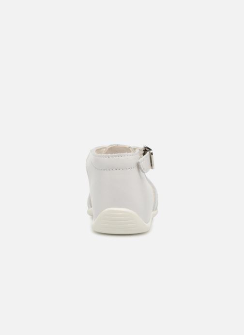 Sandales et nu-pieds Bopy Paulana Blanc vue droite