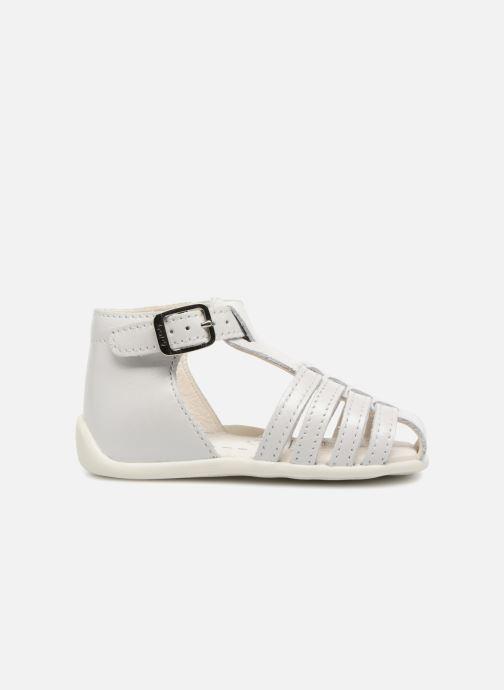 Sandales et nu-pieds Bopy Paulana Blanc vue derrière