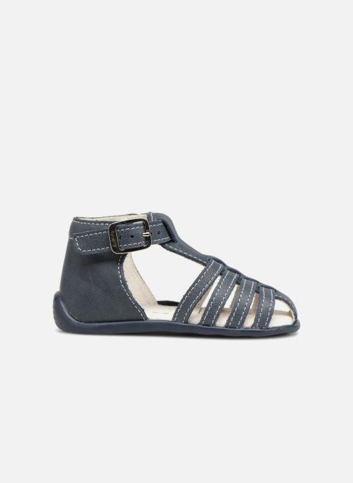 Sandales et nu-pieds Bopy Paulana Bleu vue derrière