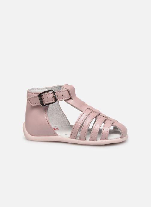 Sandales et nu-pieds Bopy Paulana Rose vue derrière