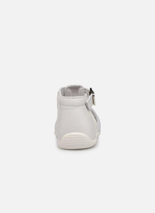 Sandalen Bopy Paulana Wit rechts