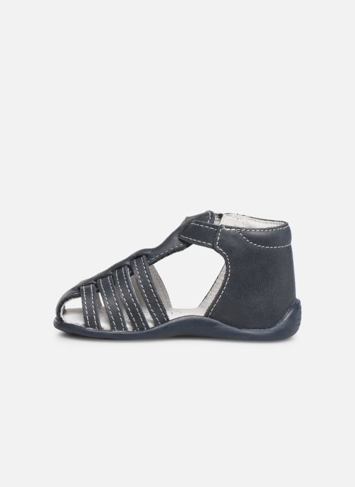 Sandales et nu-pieds Bopy Paulana Blanc vue face