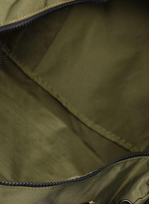 Sporttaschen Faguo BIG DUFFLE grün ansicht von hinten