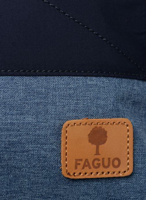 Rucksäcke Faguo CYCLING blau ansicht von links