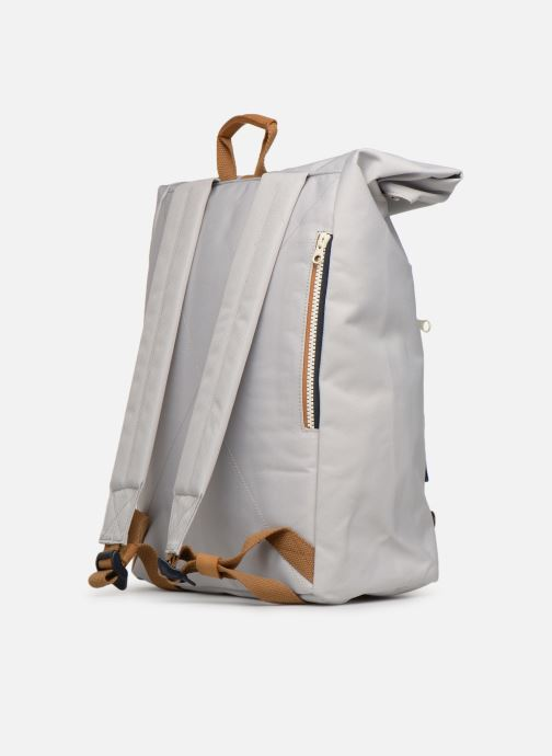 Rucksacks Faguo CYCLING Grey view from the right