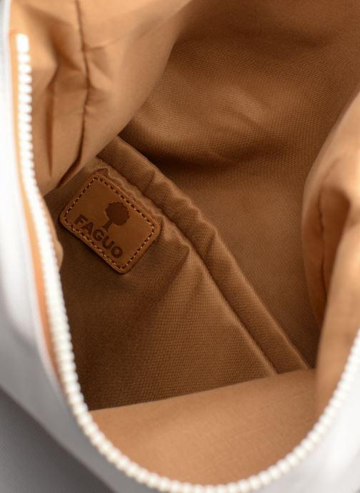 Rucksäcke Faguo CYCLING grau ansicht von hinten