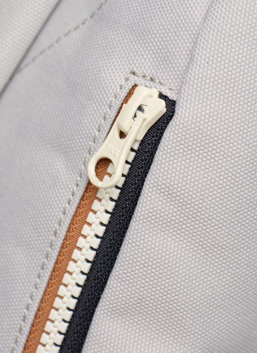 Rucksäcke Faguo CYCLING grau ansicht von links