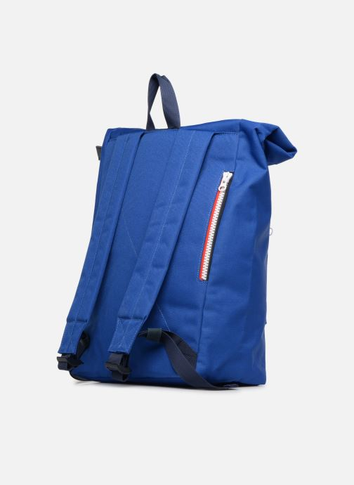 Rucksacks Faguo CYCLING Blue view from the right