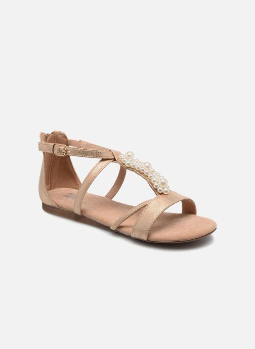 Sandales et nu-pieds Bullboxer Luna Beige vue détail/paire