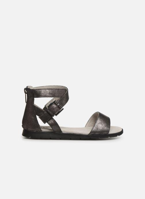Sandales et nu-pieds Bullboxer Chiara Argent vue derrière