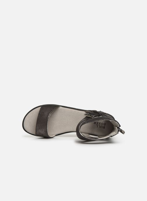 Sandals Bullboxer Chiara Silver view from the left