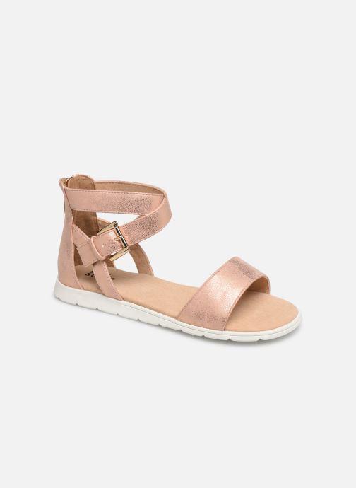 Sandales et nu-pieds Bullboxer Chiara Beige vue détail/paire