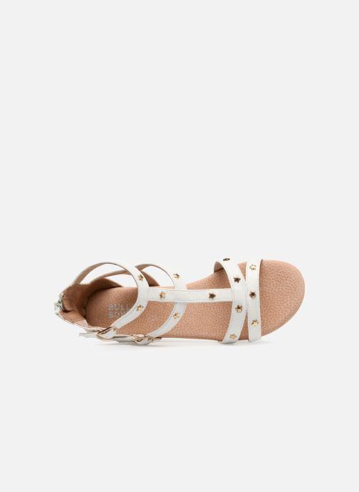 Sandales et nu-pieds Bullboxer Dalia Blanc vue gauche