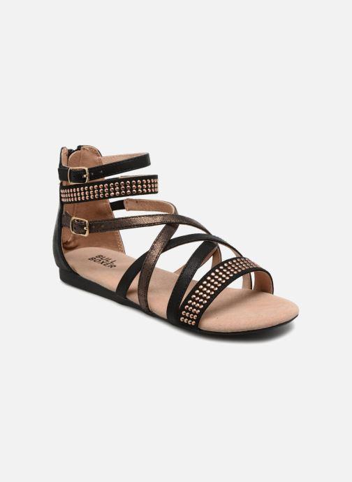 Sandales et nu-pieds Bullboxer Ida Noir vue détail/paire