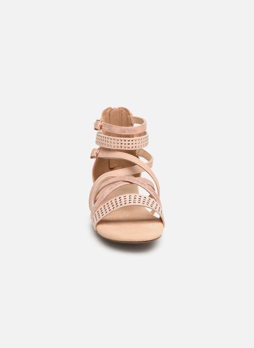 Sandales et nu-pieds Bullboxer Ida Rose vue portées chaussures