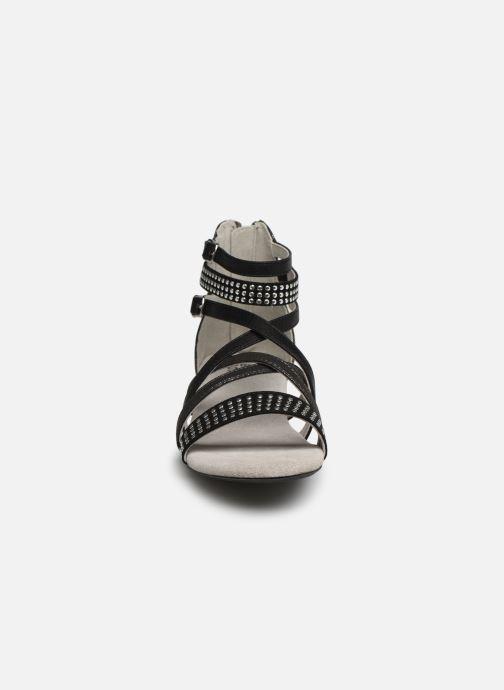 Sandales et nu-pieds Bullboxer Ida Gris vue portées chaussures