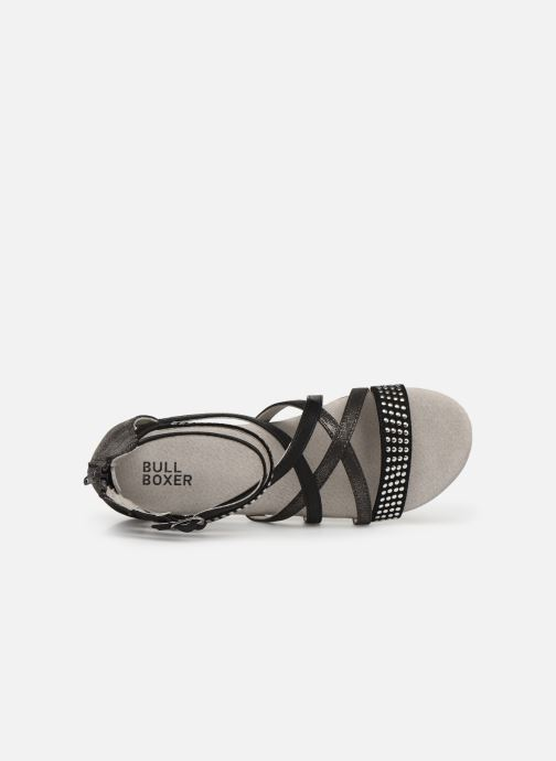 Sandales et nu-pieds Bullboxer Ida Gris vue gauche