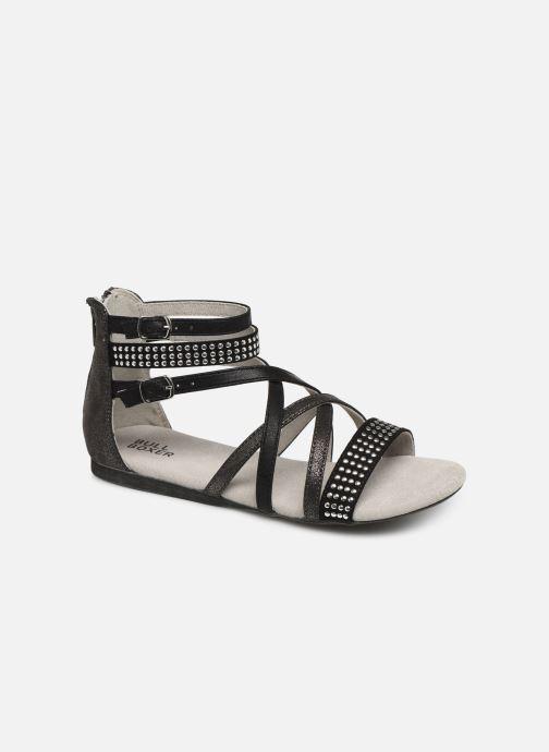 Sandales et nu-pieds Bullboxer Ida Gris vue détail/paire