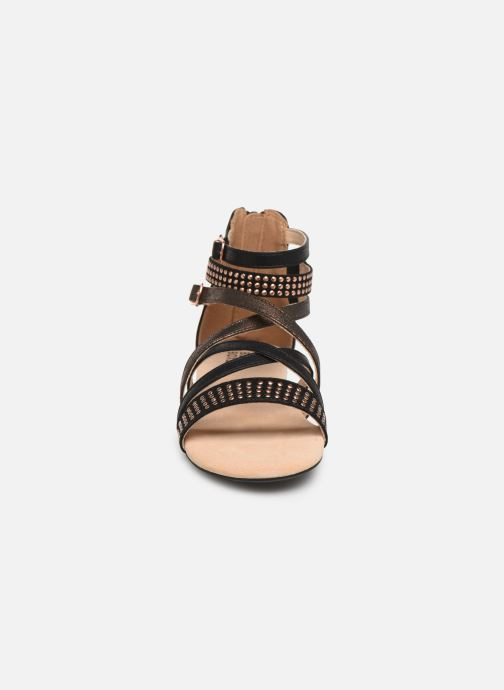 Sandals Bullboxer Ida Black model view