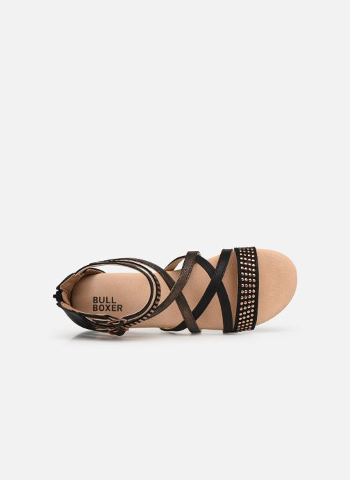Sandals Bullboxer Ida Black view from the left