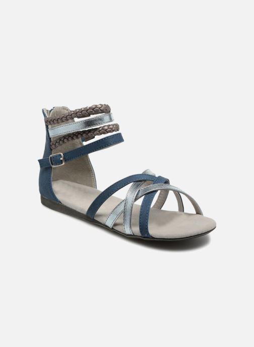 Sandales et nu-pieds Bullboxer Fabia Bleu vue détail/paire