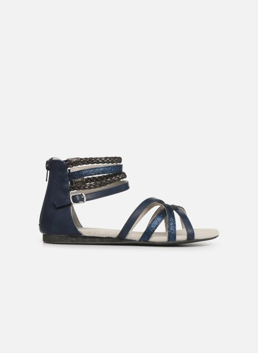 Sandales et nu-pieds Bullboxer Fabia Bleu vue derrière