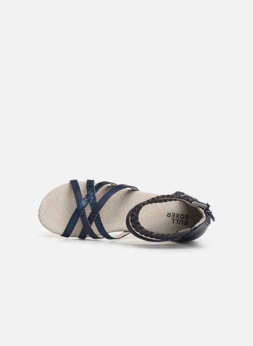 Sandali e scarpe aperte Bullboxer Fabia Azzurro immagine sinistra