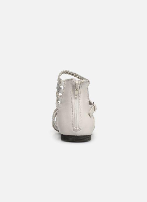 Sandales et nu-pieds Bullboxer Fabia Gris vue droite