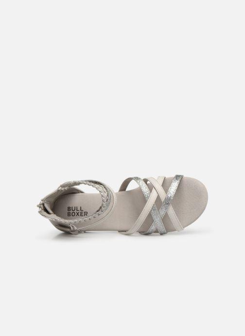 Sandales et nu-pieds Bullboxer Fabia Gris vue gauche