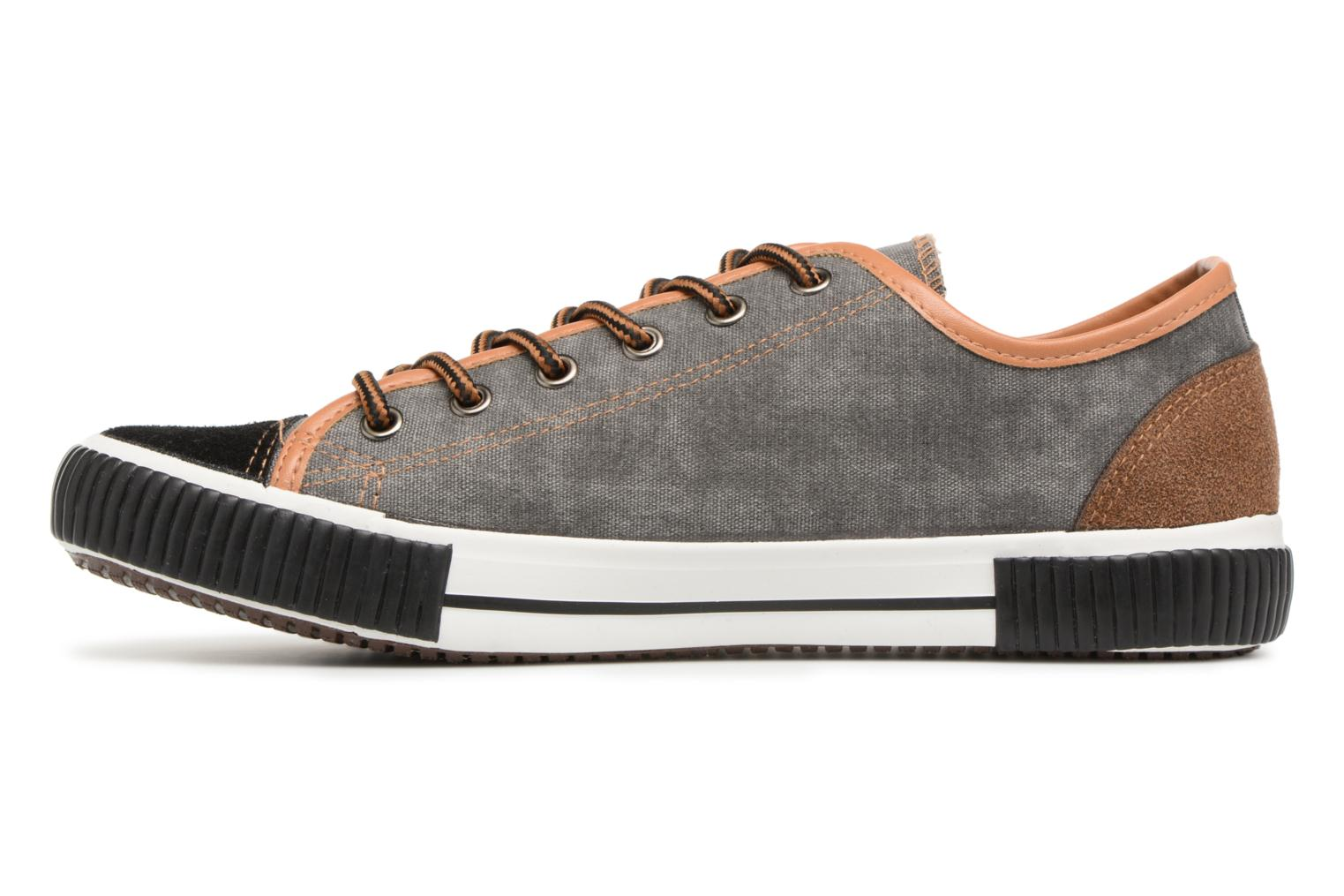Trainers Kaporal Dona Black front view
