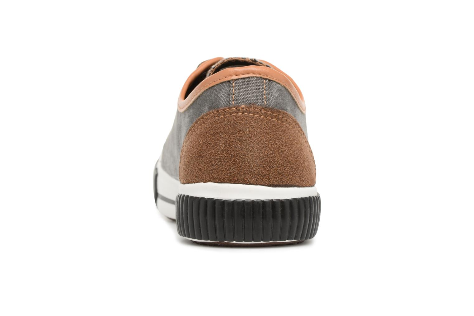 Trainers Kaporal Dona Black view from the right
