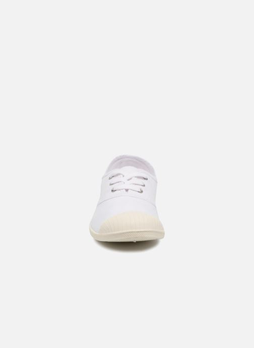 Baskets Kaporal Fily old Blanc vue portées chaussures