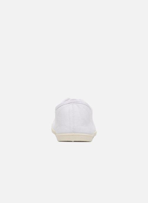 Baskets Kaporal Fily Blanc vue droite