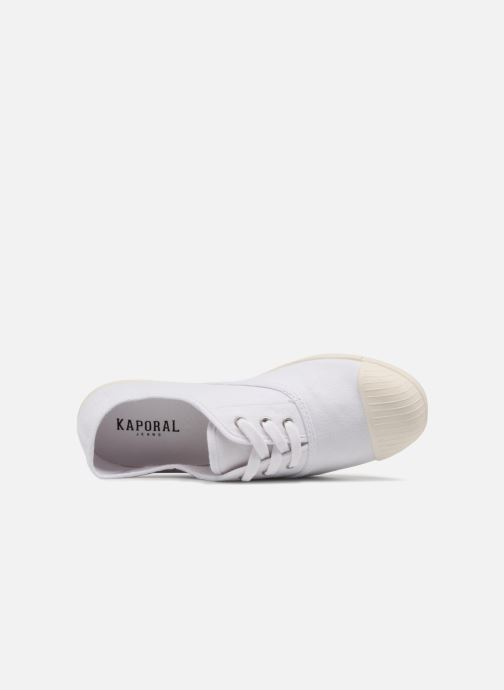 Baskets Kaporal Fily Blanc vue gauche