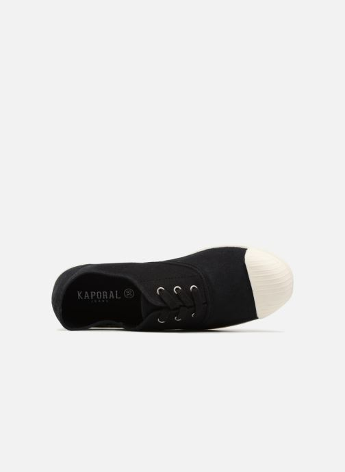 Sneakers Kaporal Fily old Nero immagine sinistra