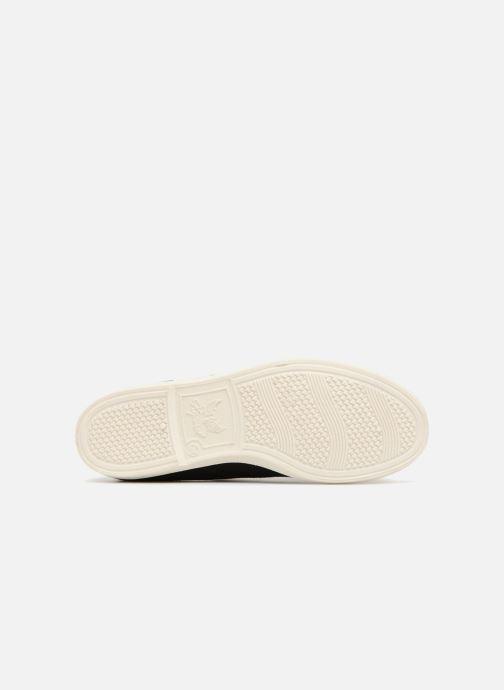 Sneakers Kaporal Fily old Nero immagine dall'alto