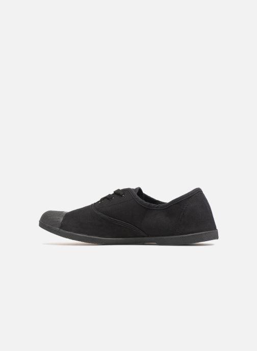 Sneaker Kaporal Fily schwarz ansicht von vorne