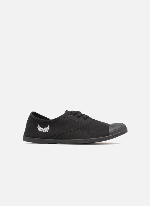 Sneaker Kaporal Fily schwarz ansicht von hinten